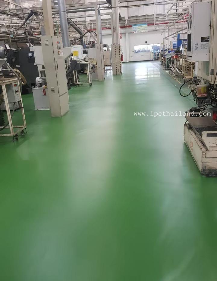 PU Flooring IPC Thailand