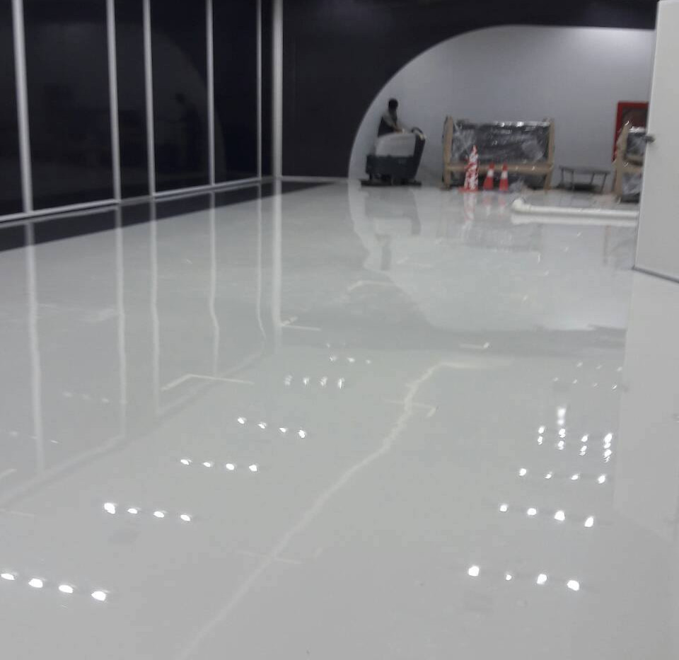 Epoxy Flooring IPC Thailand