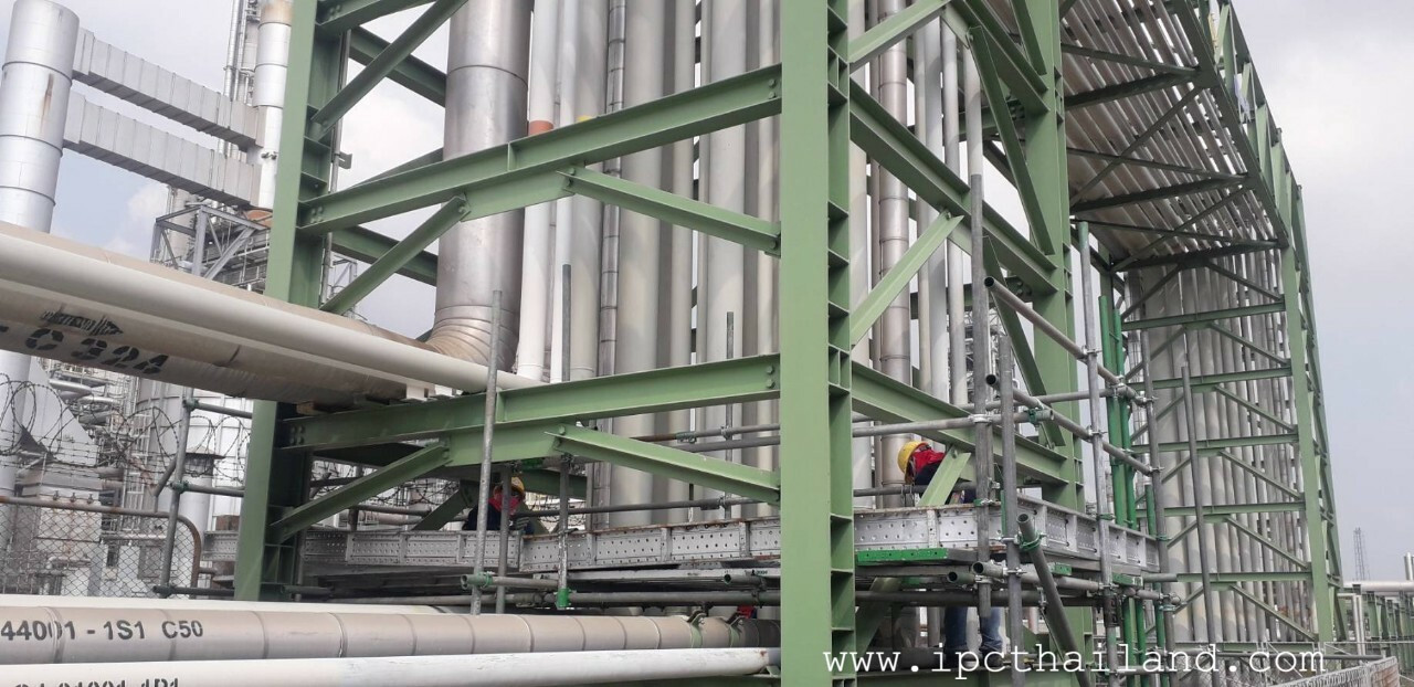 Corrosion Protection On Steel IPC Thailand
