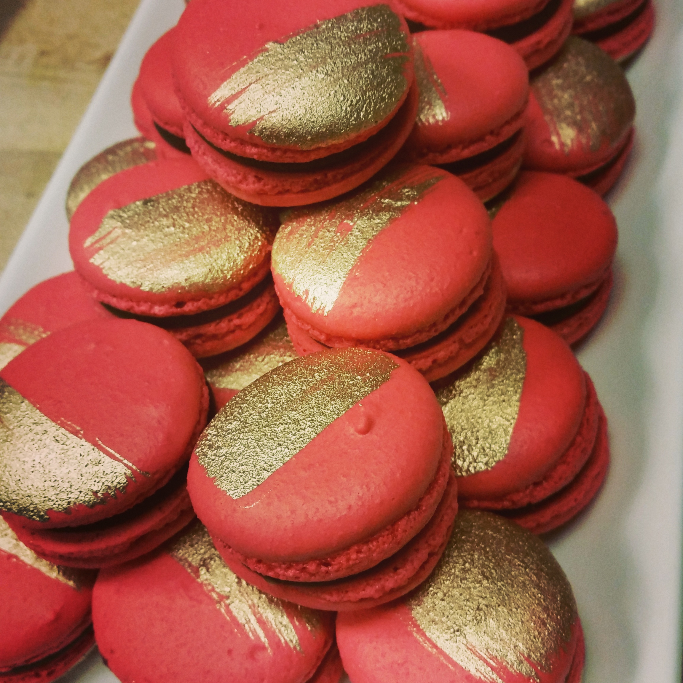 Festive Touch Macarons