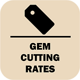 GEM CUTTING RATES