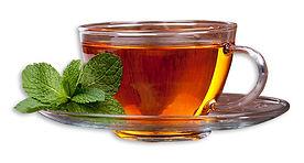 teacup with Tego Tea