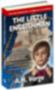 The Little Englishman Book