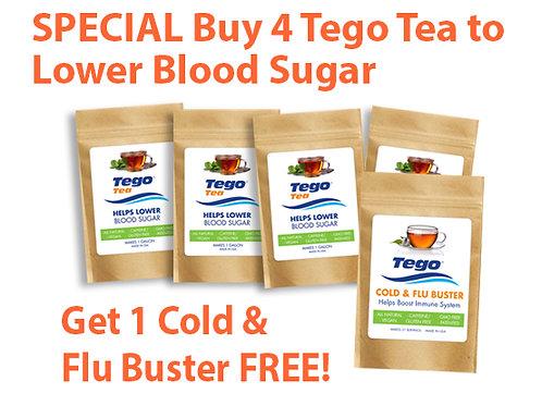 Tego Tea & Cold & Flu Buster