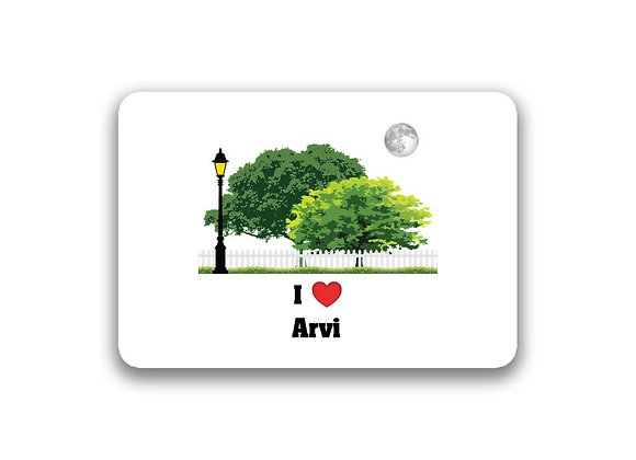 Arvi Sticker
