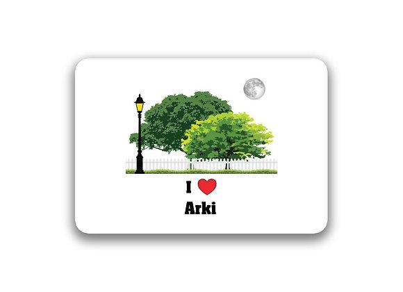 Arki Sticker