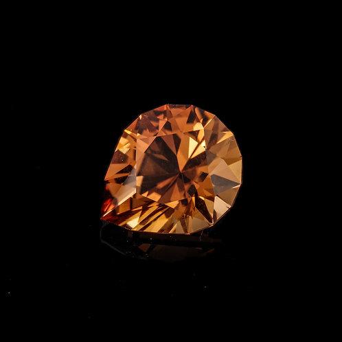 Tourmaline orange