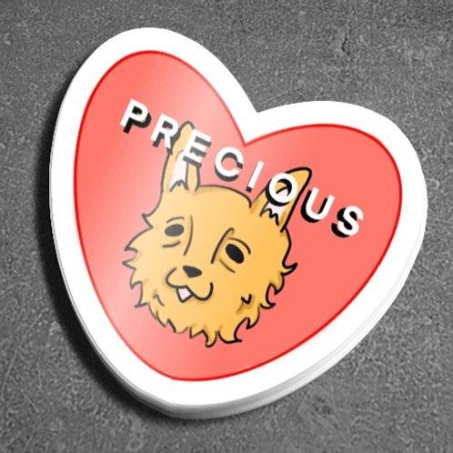Precious Baby Yotes (Heart)