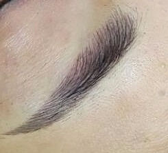 Microblading without Retouch