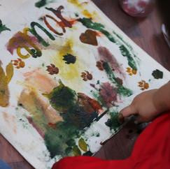 Oficina de Pintura em Ecobag com Tintas Naturais