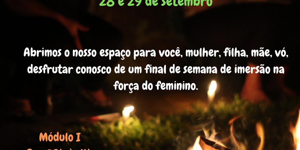 3º AcampaBio para Mulheres