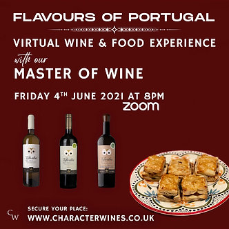 FLAVOURS OF PORTUGAL - WINE & FOOD EXPERIENCE