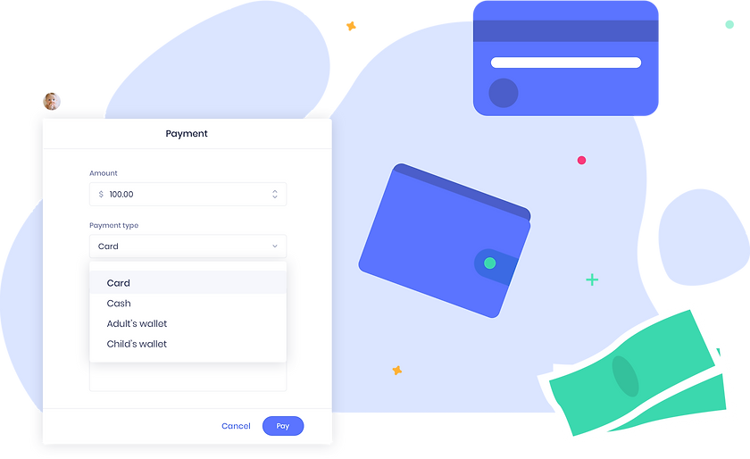 daycare online payment and billing software