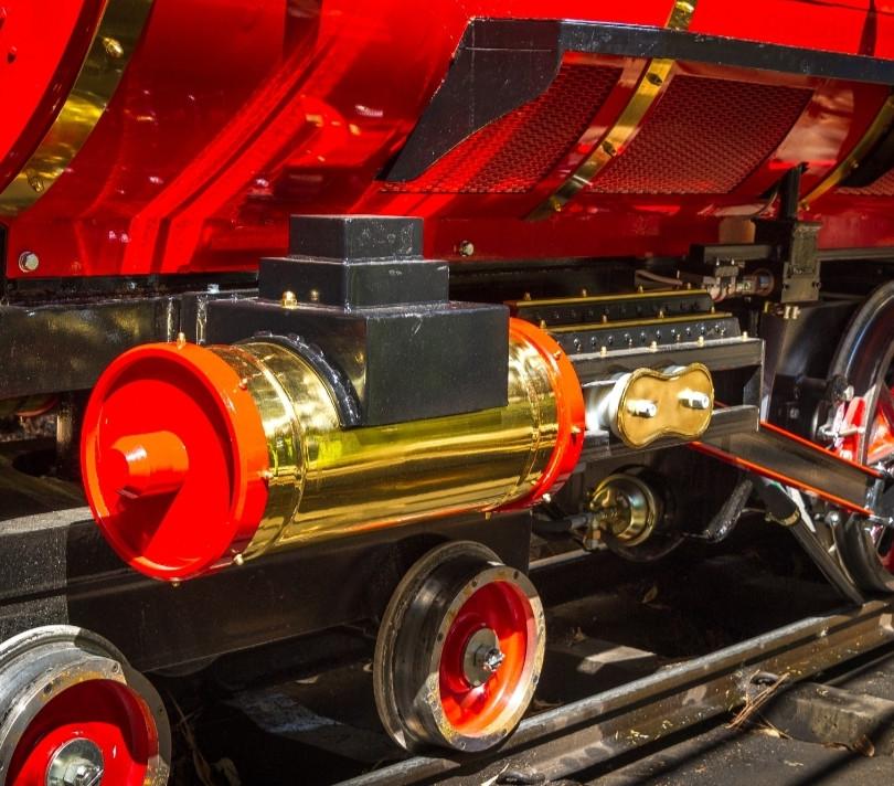El Dorado Train