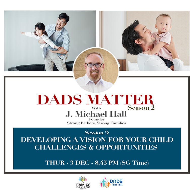 Developing a Vision for Your Child -  Challenges and Opportunities