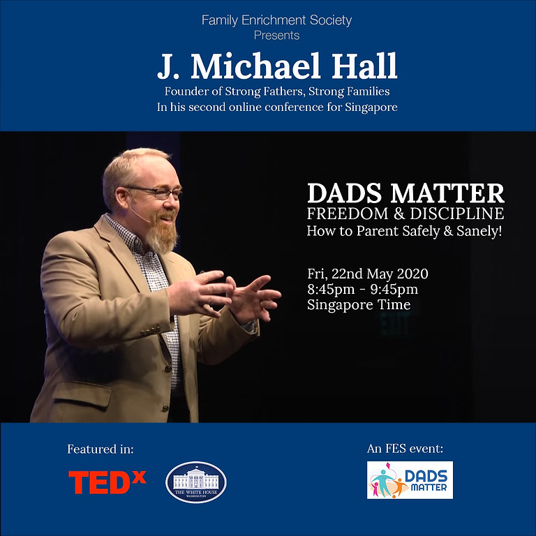 Dads Matter : Freedom and Discipline