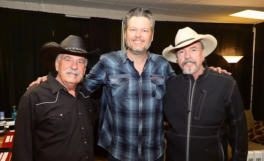 Bellamy Brothers and Blake Shelton_Derre