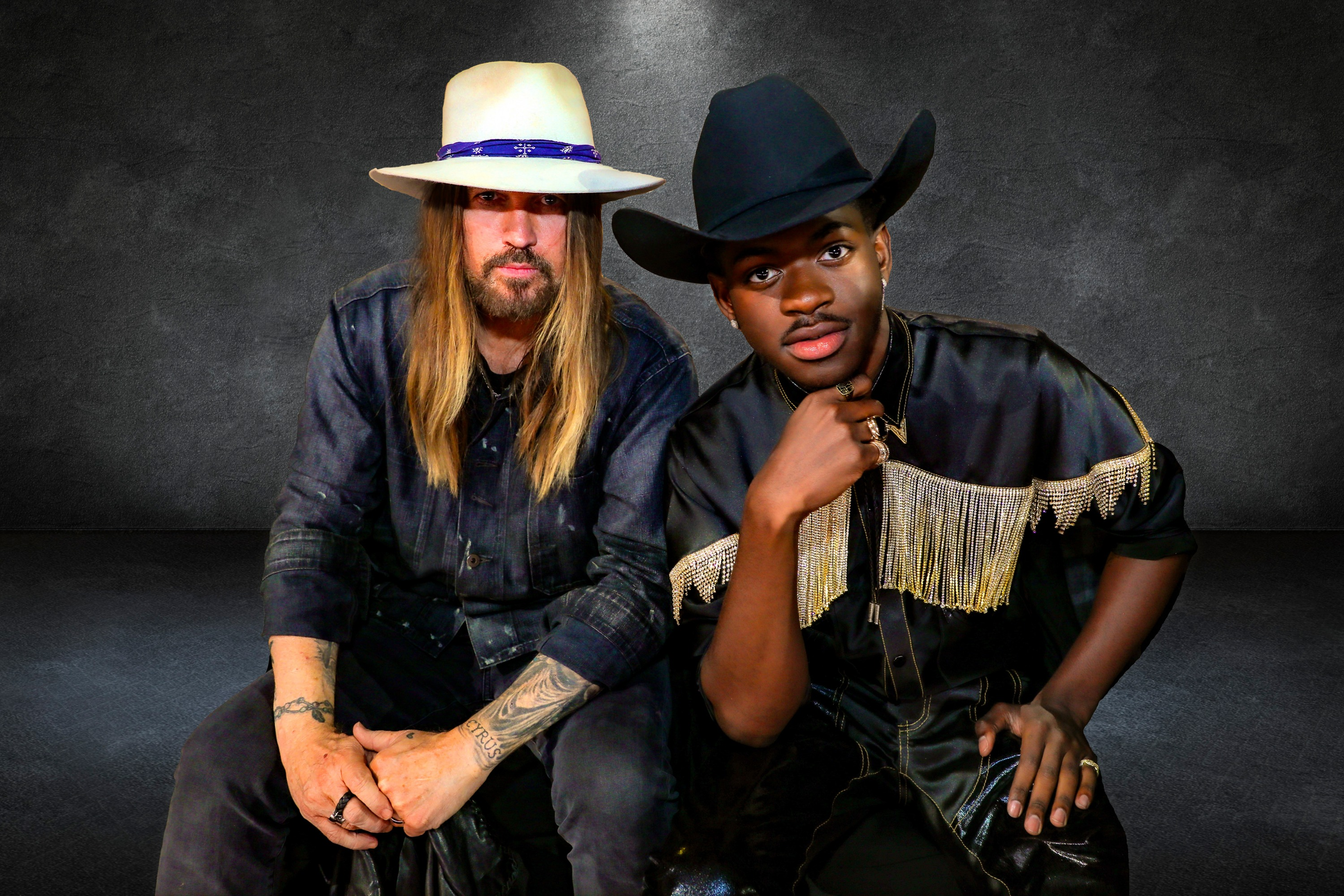 Billy Ray Cyrus and Lil Nas X_ Derrek Ku