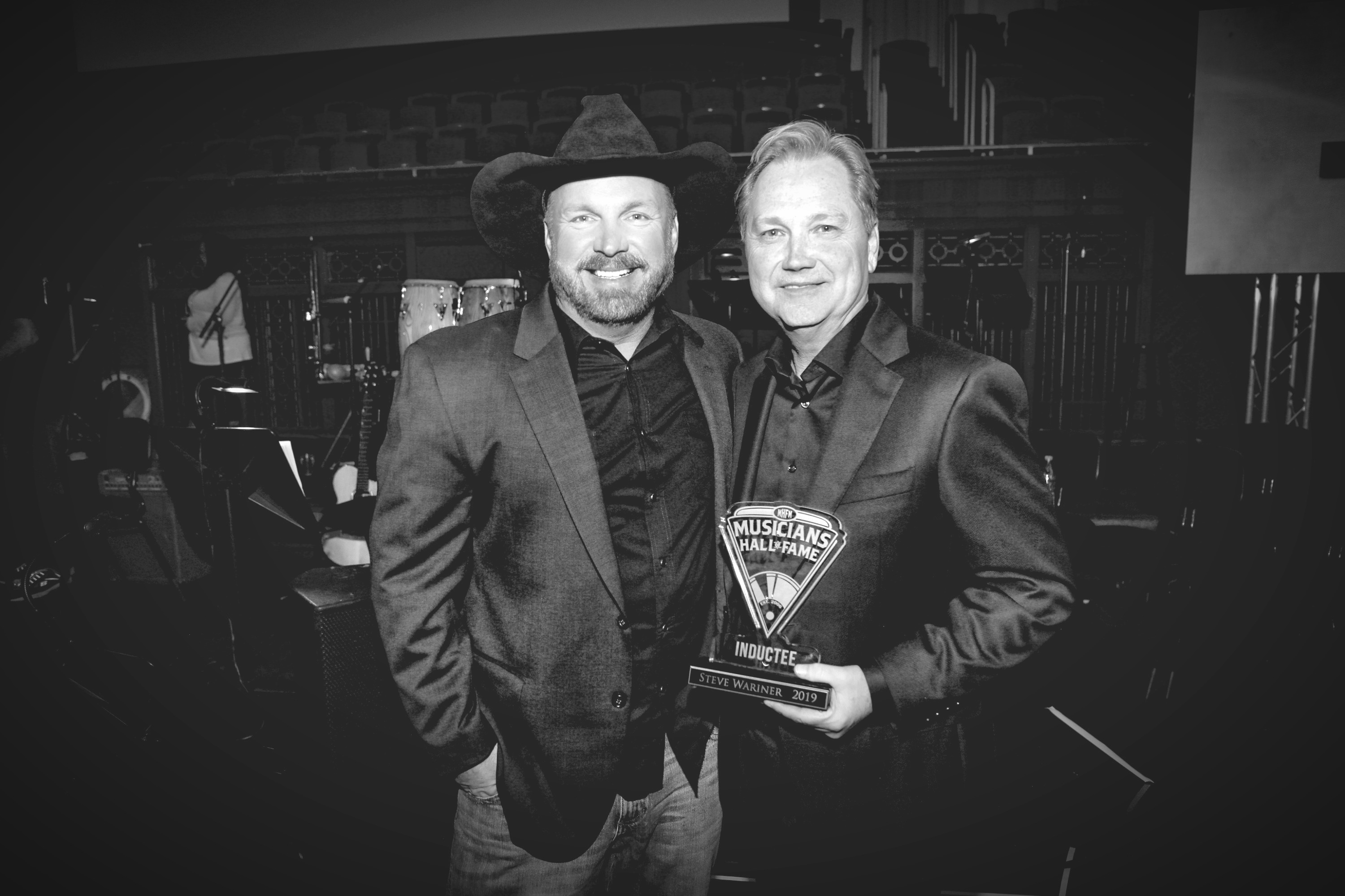 Garth Brooks and Steve Wariner_ Derrek K