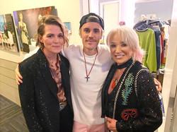Brandi Carlile, Justin Bieber, Tanya Tuc