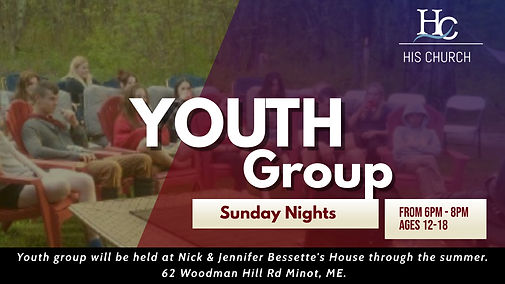 Copy of YOUTH church flyer - Made with P