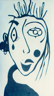 Picasso Positive and Negative