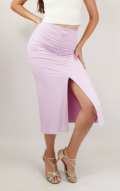 Claire - Lilac Tango Skirt