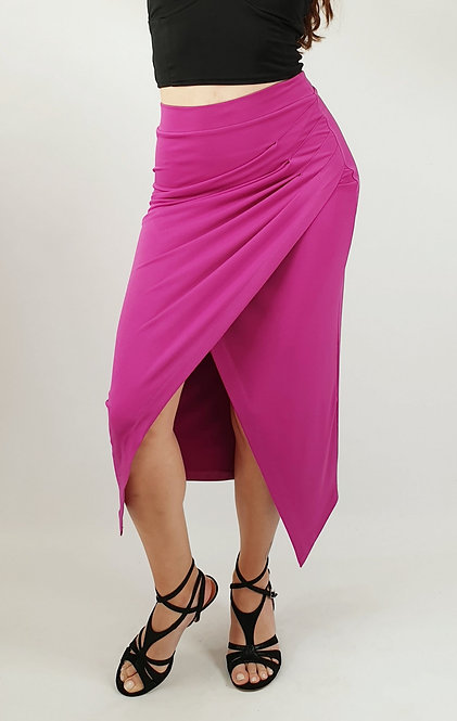 Caroline - Fuschia Tango Skirt