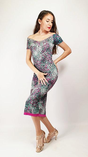 Leopard Babe Tango Dress