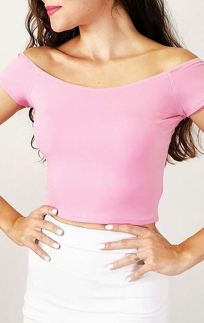 Victoria - Pink Tango Top