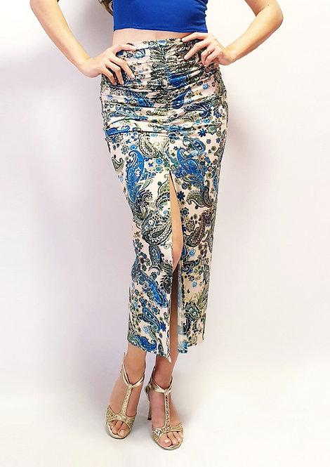 Porto Bello Ruched Tango Skirt