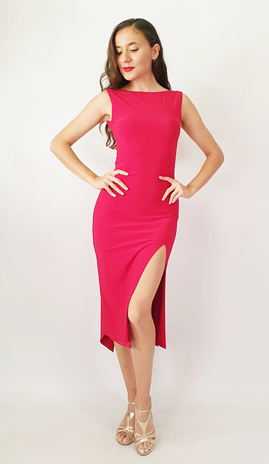 Gloria - Red Tango Dress