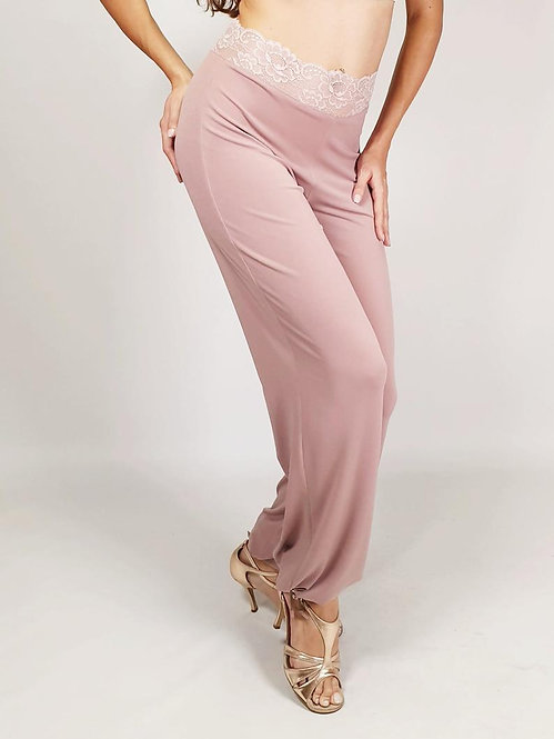 Nude Pink Tango Pants for Women
