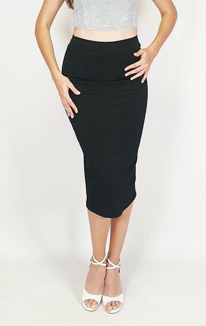 Selene - Black Tango Skirt