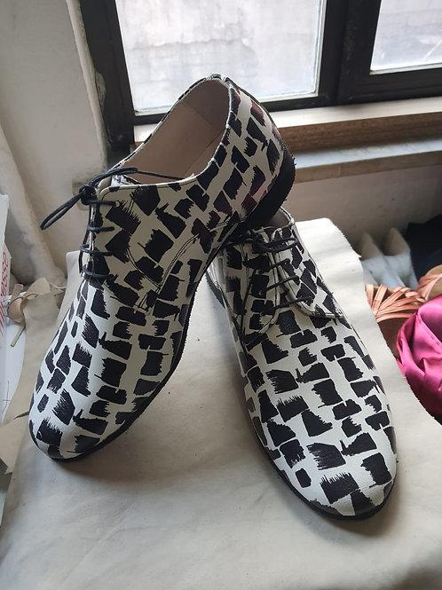 Evolution Señor Tango Shoes