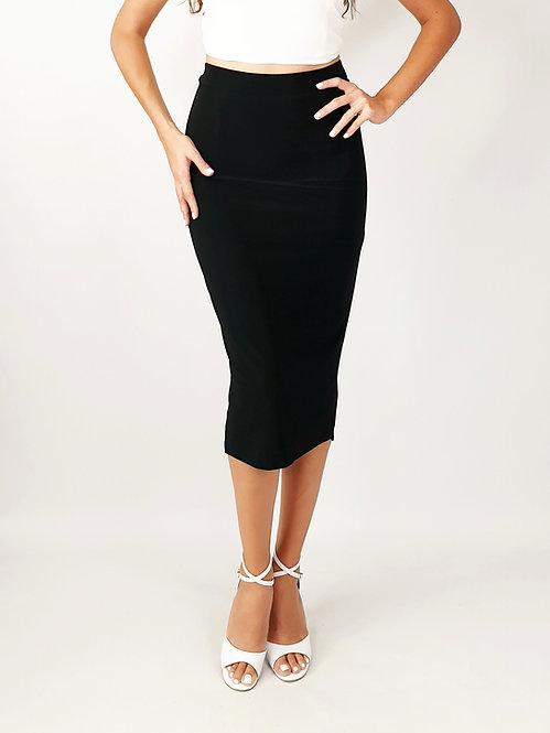 Naomi - Black Tango Skirt