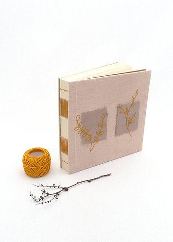 'reasons to believe no1' handmade notebook