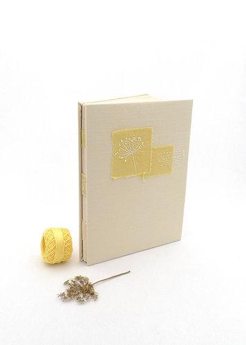 'beautiful mornings' handmade notebook