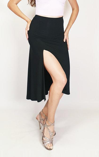 Serena - Black Tango Skirt