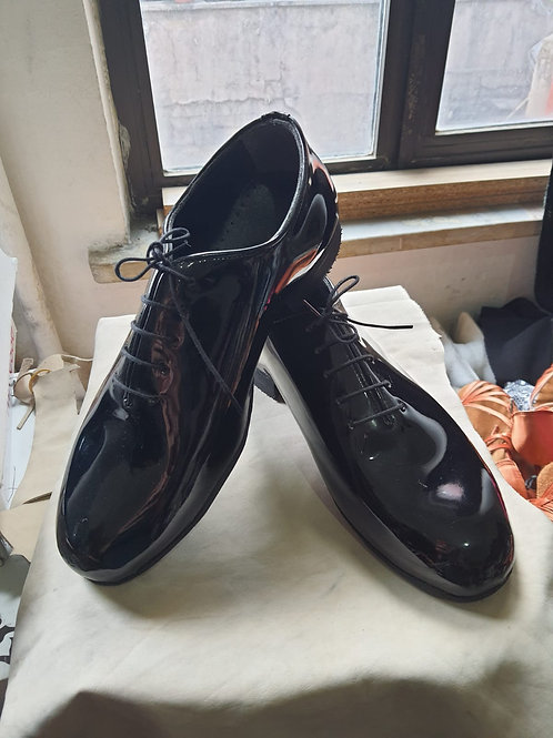 Dark Temptation Señor Tango Shoes