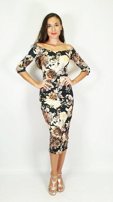 Authentic Singapore Tango Dress