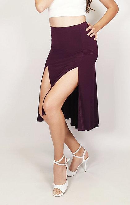 Serena - Purple Tango Skirt