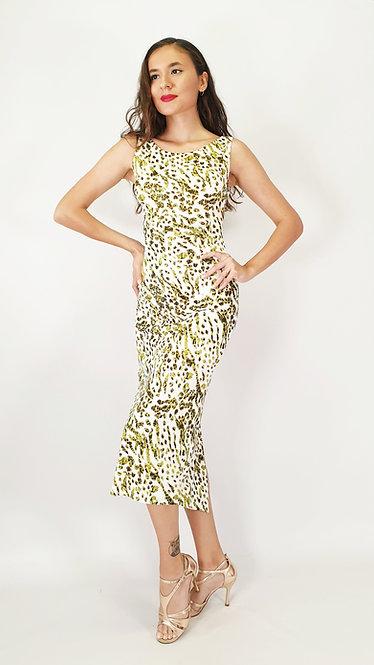 Gorgeous Cheetah Tango Dress