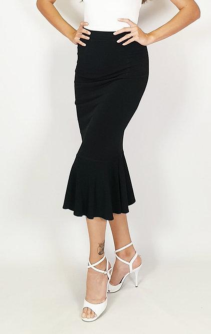 Isabel - Black Tango Skirt