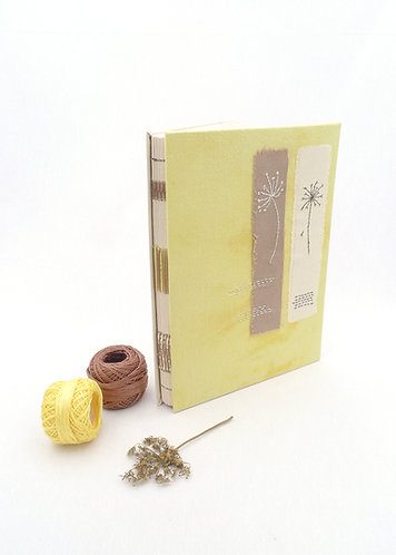 'two of us no3' handmade notebook