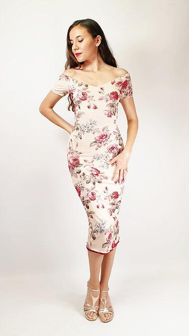 Rosa de Valencia Tango Dress