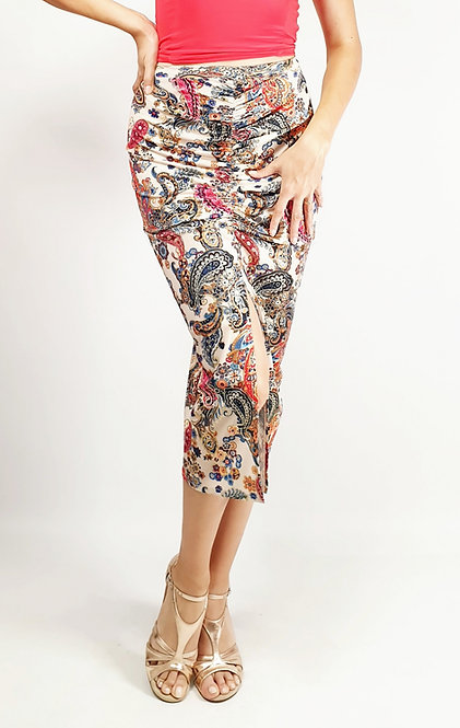 Istanbul Temptation Ruched Tango Skirt