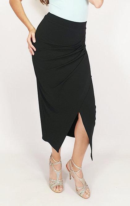 Caroline - Black Tango Skirt