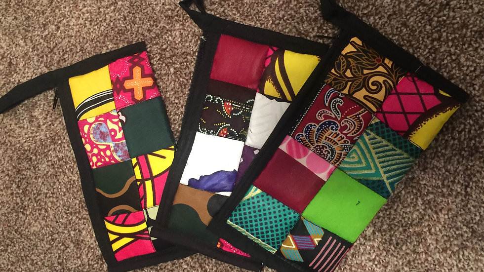 Quilted Wallets