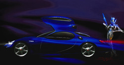 Ford Thunderbird Development